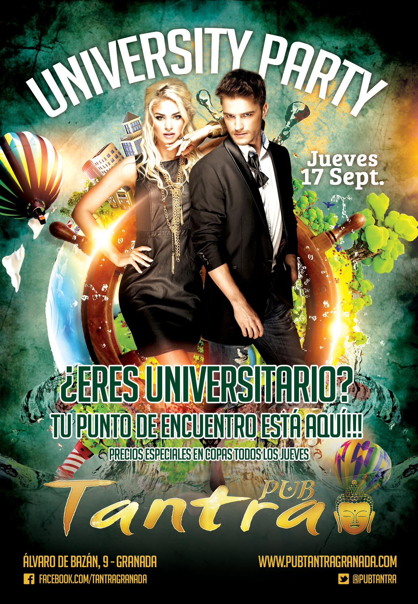 University-Party