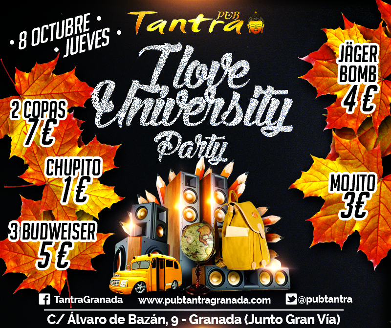 Octubre-University-Party-proyector