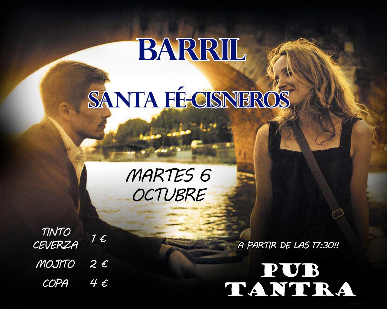 Barril Santa Fe-Cisneros